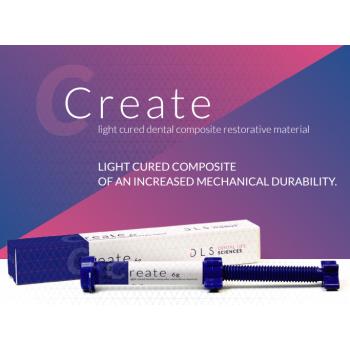 RxCreate комплект  6 бр. х 6 гр. + Rx Glaze