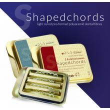 DLS Shapedchords 2 internal pieces 1.8 mm - предварително оформени вътрешни влакна