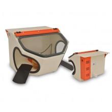 Работна кутия с въздушна писалка и светлина