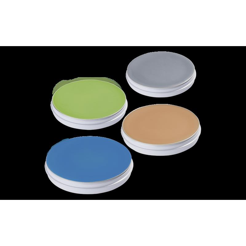 Wax - modelling моделажен восък -  светло зелен - 50 гр.