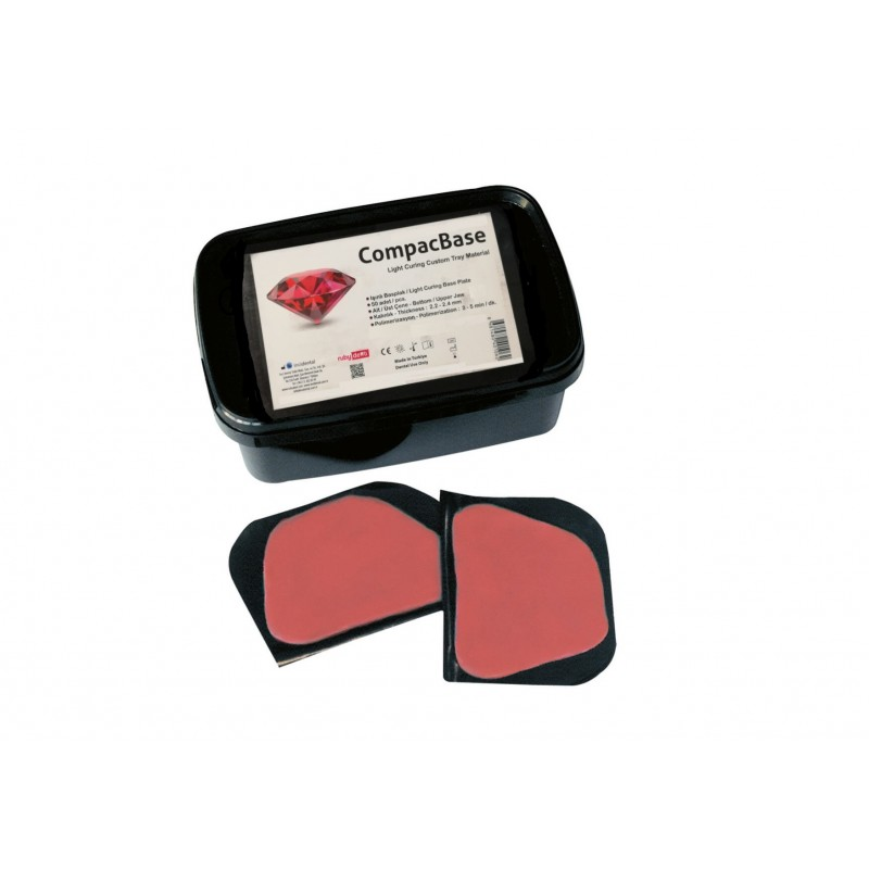 CompacBase LC - Фотополимеризиращи базис плаки