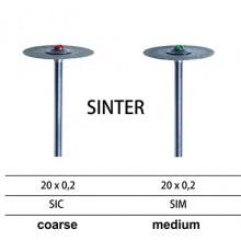 Diamond Sinter for all ceramics SIM