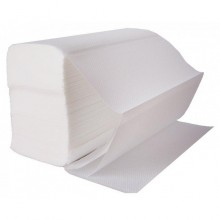 Кърпи за ръце Z-fold 100 целулоза 2 пласта  200бр.