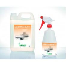 Aniospray Quick оп. 5 л. - Дезинфектант за трудно достъпни повърхности