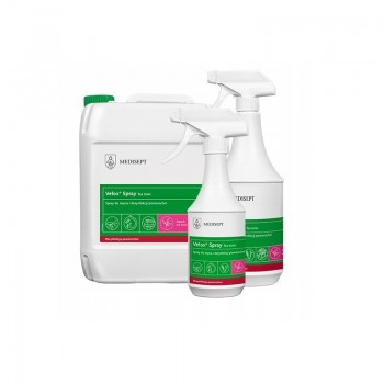 VeloxSpray Medisept - 1 л. Спрей за бърза дезинфекция