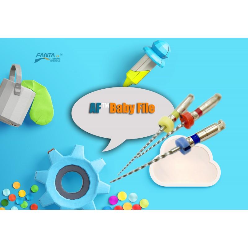 AF Baby Tooth File 16 mm