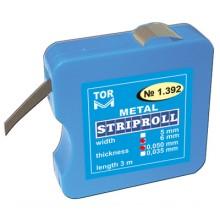 Метална матрица ролка 6мм/3м -35 мкм ТОР ВМ 1.392