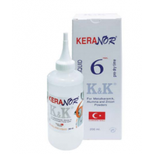 Keranor 3-6 Modeling liquid 6 min. - 200 ml