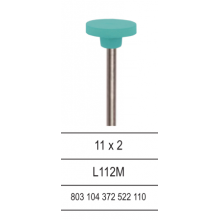 Diamond Polisher for Zirconia L112M