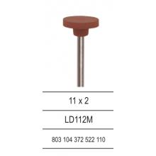 Diamond Polisher for lithium disilicate ceramics LD112M