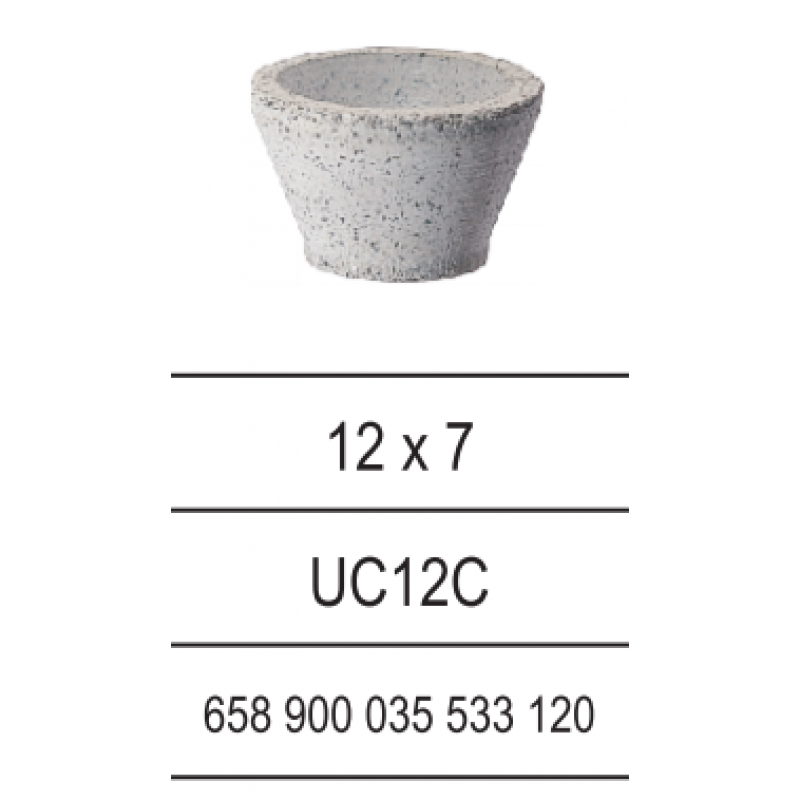 Polisher for ceramic acrylics and tooth enamel UC12C