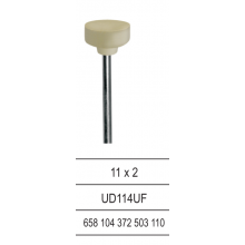 Polisher for porcelain metal and acrilic UD114UF