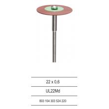 Diamond Polisher UL22MD - ceramic and metal