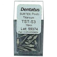 Dentatus - L4 - титаниеви щифтове