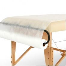 Еднократен чаршаф 70см. /100м. - нетъкан текстил