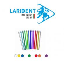 Слюносмукатели Lariden - жълти