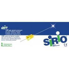 Карпулни игли 0,3 х  25 мм - 100 бр.  Sirio