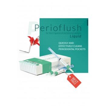 RxPerioflush Комплект - 10 шприци х 3 мл.  + Подарък пародонтална сонда