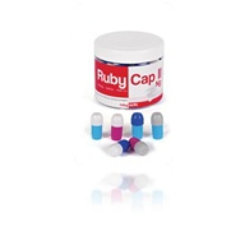 Амалгама на капсули RubyCap 69,2, 2 дози, ед. капсули